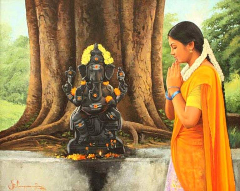 தமிழ்ப் பெண்