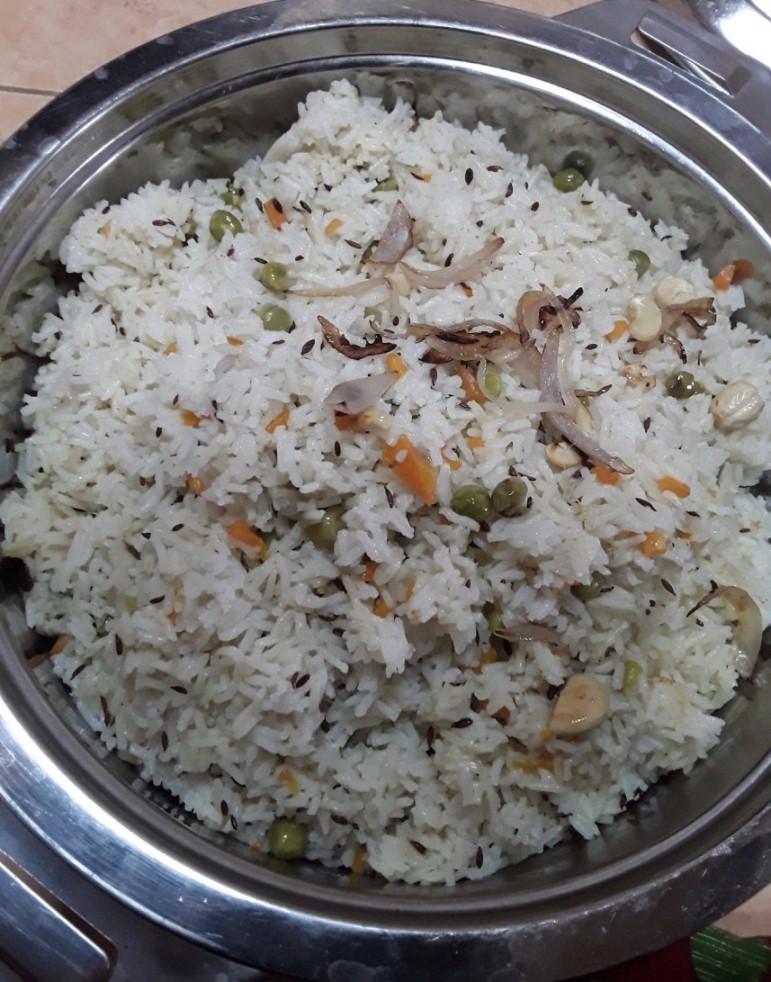 சீரக புலாவ்