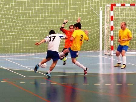 torneo futbol sala 2013