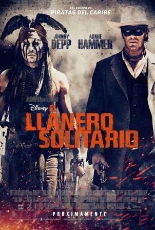 lone ranger llanero-solitario-poster