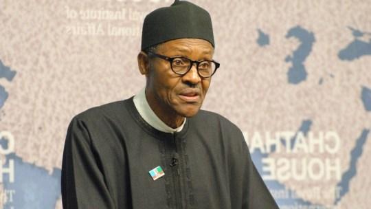 Buhari Image (c) Chatham House