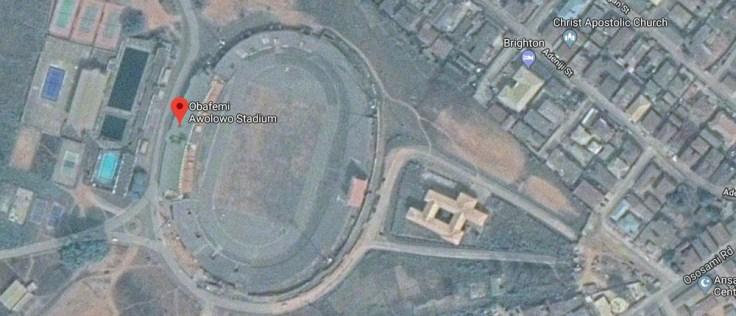 Liberty Stadium, Ibadan