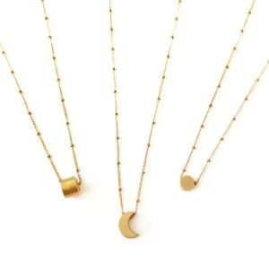 Little necklace • dot