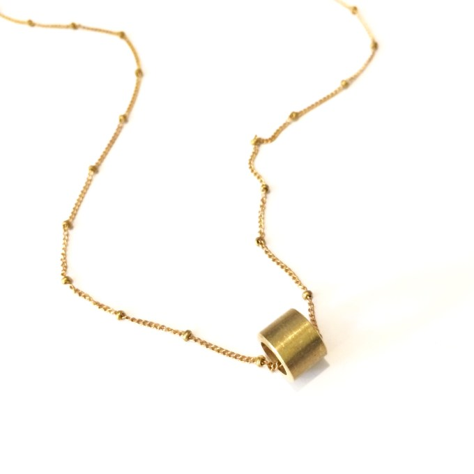 Little necklace • tube