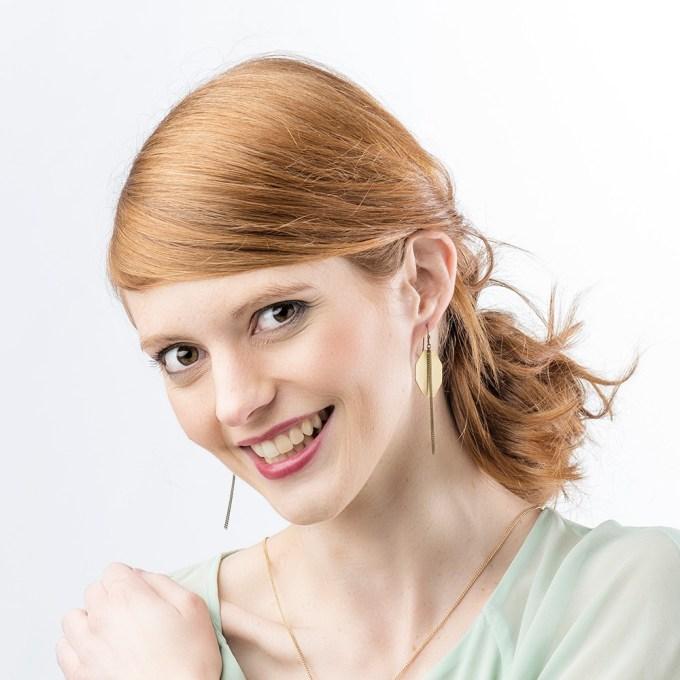 Summer Rain earrings