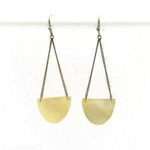 Falling Raindrop earrings