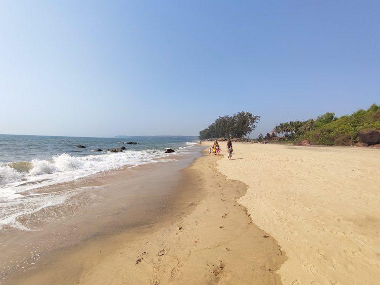 Il lockdown e il turismo a Goa