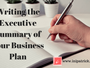 how to write the executive summary of your business plan