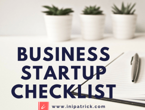 7 Steps Business Startup Checklist
