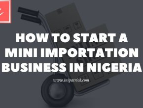 mini importation business