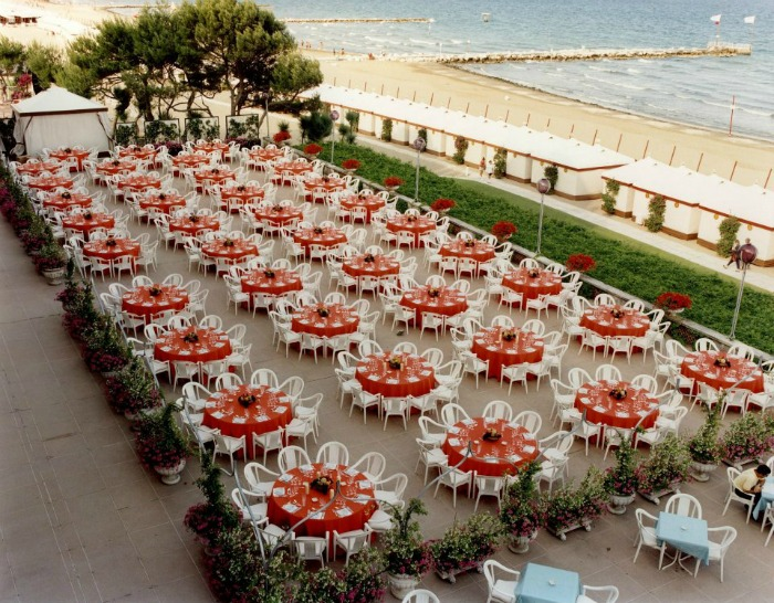 Beach Reception Ideas
