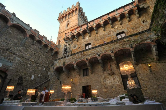 Castle For Weddings In Italy Tuscany Castle Wedding Venue Near Florence Italy