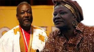 La France colonialiste refuse le visa à Oumar Mariko et Aminata Traoré…