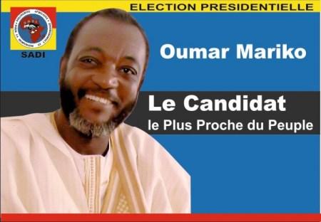oumar mariko candidat du peuple 224 l 233 lection pr 233 sidentielle du mali initiative communiste