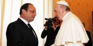 Hollande, fils aîné du Vatican ?