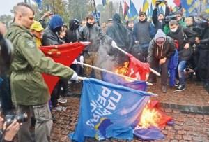 fascistes svoboda ukraine