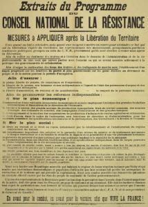 Allocutions de Pierre Pranchère et Michel Debray : Pour un nouveau CNR