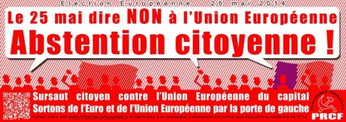 bandeau abstention citoyenne PRCF
