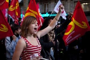 «l'Union européenne est réactionnaire par nature» – Déclaration de 25 organisations de jeunesse communiste sur les événements en Ukraine