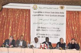 Syndicalisme International : une conférence importante à Alger – FSC