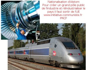 nationalisation alstom