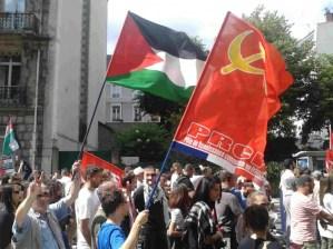 L'occupation sioniste de la Palestine n'en finit pas de provoquer des tragédies au Proche-Orient.