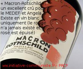macron rotschild