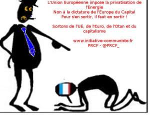 l'Union Européenne impose la privatisation de l'Energie [Dossier]