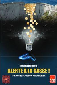 Energie : l'UE du Capital impose la privatisation et la libéralisation [dossier] #pétition