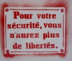 État d'urgence antisocial permanent, En Marche vers le totalitarisme liberticide.