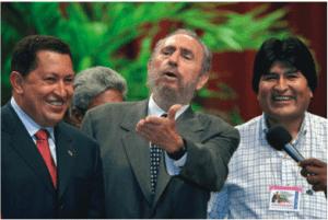 Cuba et l'Alba tiennent en respect « Tio Caiman » !