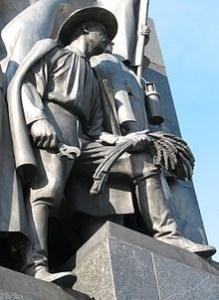 Le premier Kolkhoze de République Populaire de Donetsk a ouvert  ….