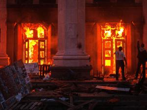 """Destruction de l'URSS, déclaration d'indépendance de l'Ukraine """"Un quart de siècle qui a tournée en tragédie"""" par Georges Kryuchkov"""
