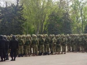 Ukraine : La manifestation du 1er mai interdite à Odessa par l'armée