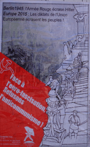 Ukraine : la junte pro-UE interdit une célébration de la victoire contre le nazisme et humilie les vétérans antifascistes