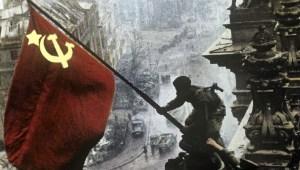 8- 9 MAI VICTOIRE DES PEUPLES DE L'URSS ET DE SON ARMÉE ROUGE DIRIGÉE PAR STALINE. VICTOIRE DES RÉSISTANCES PATRIOTIQUES ET ANTIFASCISTES INITIÉES PAR LES COMMUNISTES.