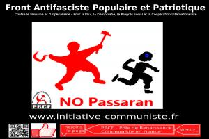 font antifasciste frapp