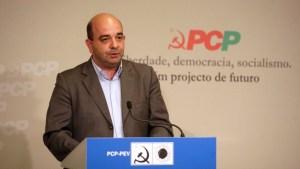 30 ans après l'adhésion à l'Union Européenne du Portugal – déclaration du PCP
