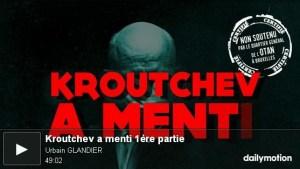Khrouchtchev a menti : le débat en vidéo #vidéo #histoire