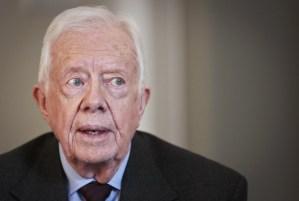 Jimmy Carter, ancien président des USA : «Les États-Unis sont une oligarchie d'une corruption illimitée» ! #vidéo
