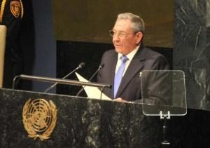 Vidéo : discours de Raul Castro Ruz à l'assemblée générale des Nations Unies #ONU