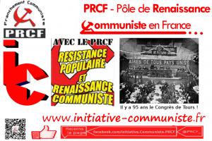 Renaissance communiste PRCF congrès de tours