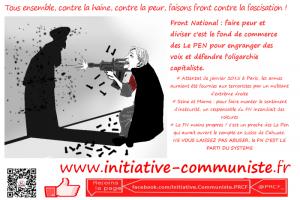 Le Pen islamistes terrorisme insécurité affaires