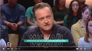 Mickael Wamen : Sur la répression anti syndicale et la lutte des classes #manif28avril
