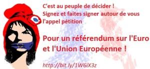 Pétition pour un referendum sur la sortie de l'UE : Georges Gastaud interviewé par Sputnik #Frexit #referendum #UE