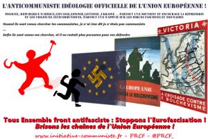 L'anticommunisme de l'UE ne passera pas