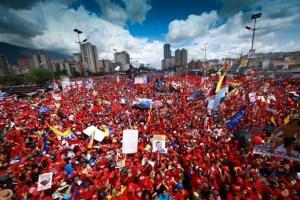 """VENEZUELA : """"Ce n'est pas le temps de l'hésitation. C'est le temps de la révolution."""" #VictoriaConstituyente30J"""