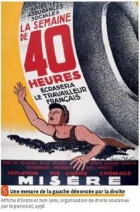 #loitravail Juin 1936 Juin 2016 – La vielle rengaine patronale…  par Michel Etievent