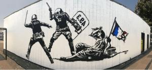 Après 49.3 & interdiction de manifester, PS et LR s'attaquent à la liberté d'expression des artistes #JesuisGoin #fascisation