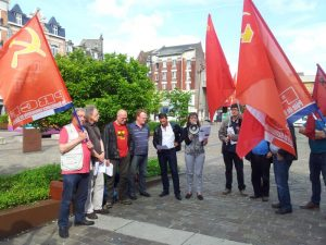 manif solidarité pologne KPP 2016 PRCF